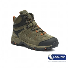 Hi-Tec Altitude Lite I WP Smokey Brown Taupe Red Rock