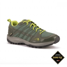 The North Face Zapatilla Litewave Explore GTX Verde