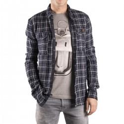 Superdry camisa L/S M40000JN 01 XSW Hombre