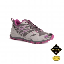 The North Face Zapatilla Hedgehog Fastpack Lite GTX Grey Pink Mujer