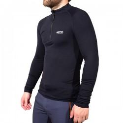 +8000 Camiseta Teran Negro Hombre