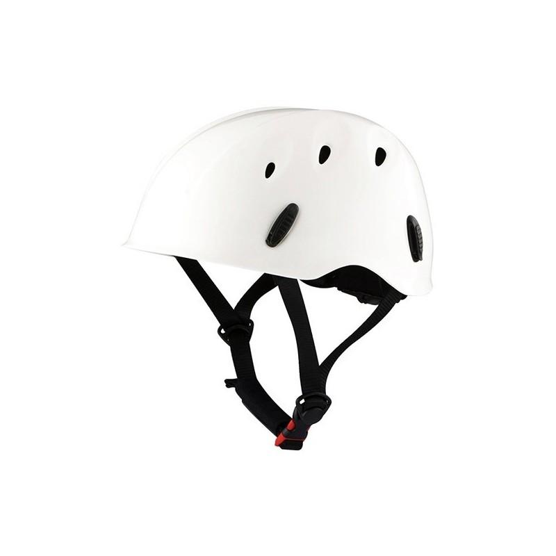 Rock Helmets Casco Combi Blanco