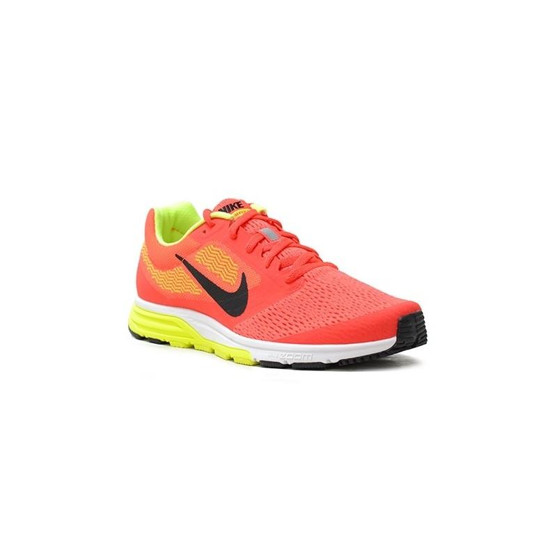 zapatillas de running hombre nike air zoom fly 2 naranjas