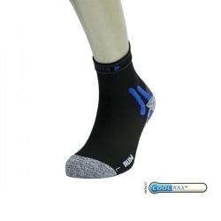 Maspormenos calcetín Coolmax Negro (Pack 2 pares)