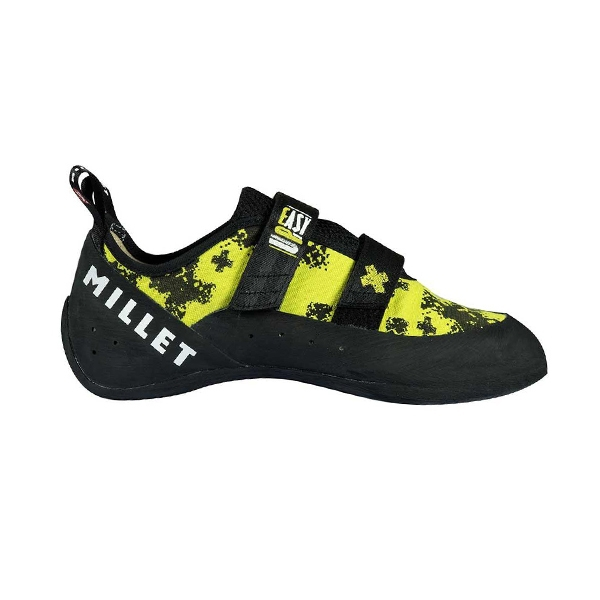 Zapatos azules Millet Easy up para mujer tVbZxrE