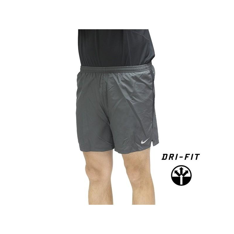 wholesale dealer 8766b 62955 Nike Pantalón corto Challenger Gris Hombre