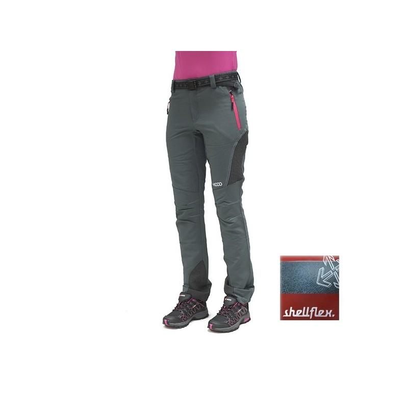 +8000 Pantalón Zermatt 15I Eucalipto Mujer