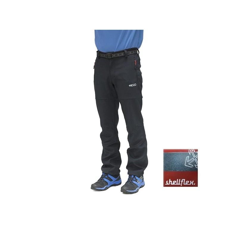+8000 Pantalón Taillon 15I Negro Hombre