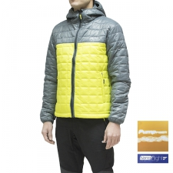 +8000 Chaqueta fibras Pirineo BI SR Limon Hombre