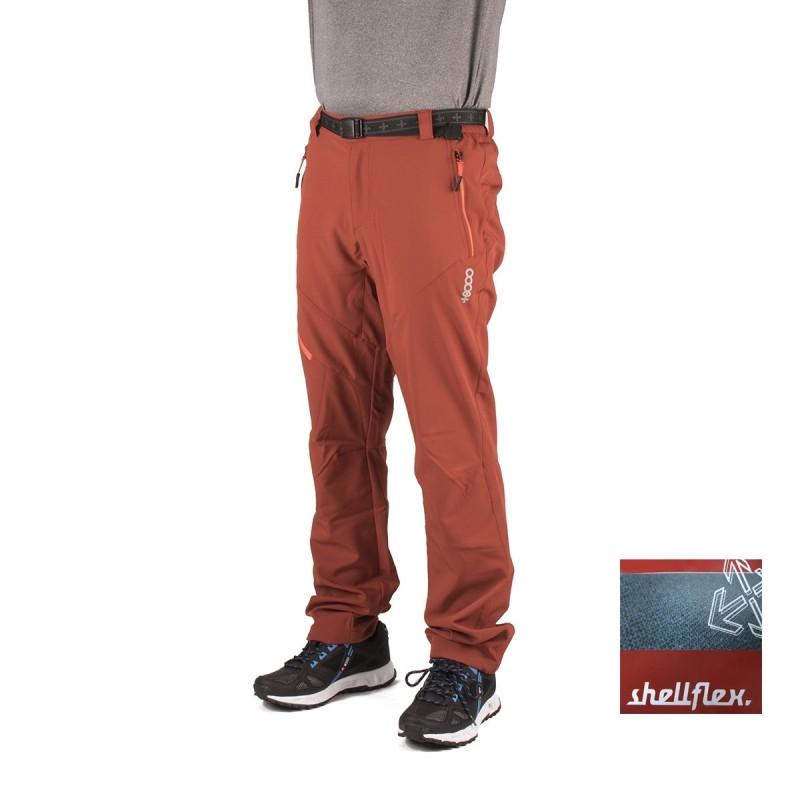 +8000 Pantalón Truebano 16V Ladrillo Hombre