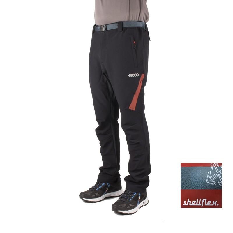 +8000 Pantalón Matterhorn Negro Hombre
