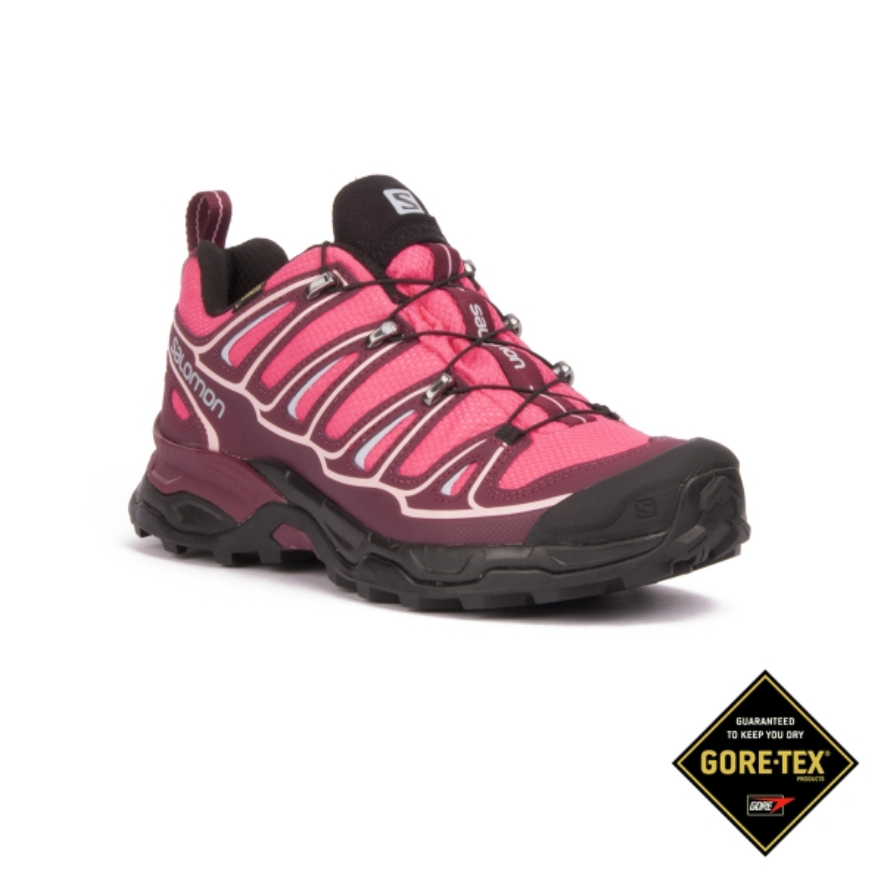 X Zapatilla Hot Gtx 2 Salomon W Ultra Pink Mujer 45YUdn1q