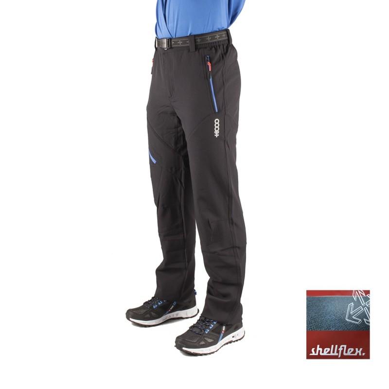 +8000 Pantalón Truebano JR 17V Negro Niño
