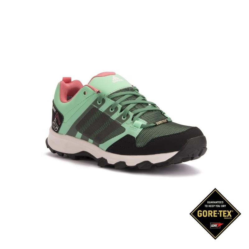 Adidas Kanadia 7 TR GTX W Greenglow Blanchgrn Mujer