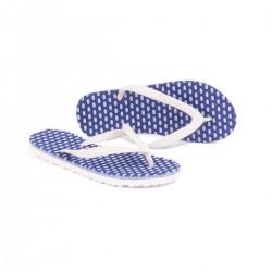 Souls Chanclas Comford Massage Dazzling Blue