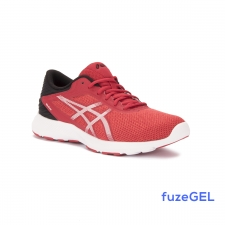 Asics Nitrofuze True Red White Flame Orange