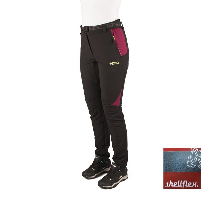 +8000 Pantalón Talca 16I Negro Mujer