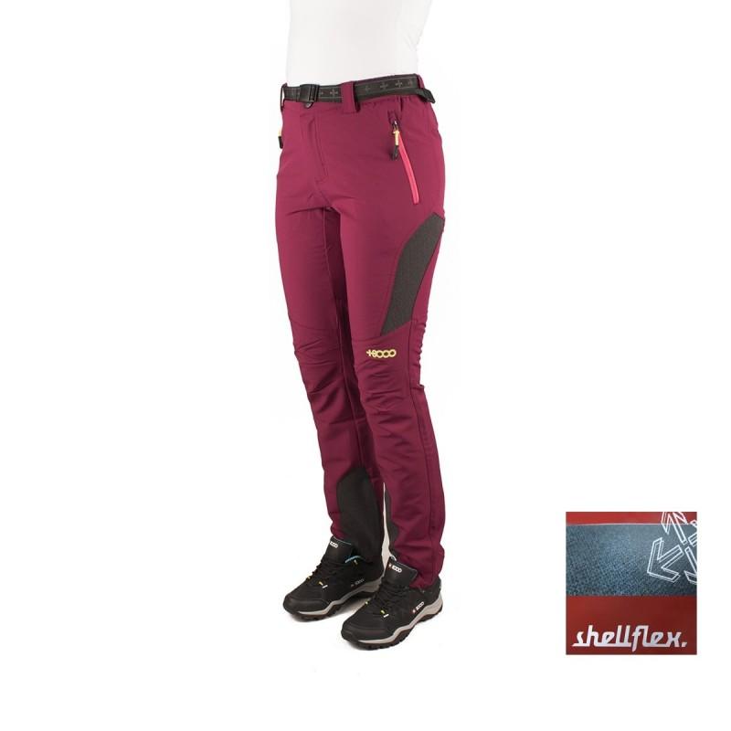 +8000 Pantalón Zermatt 16I Ciruela Mujer