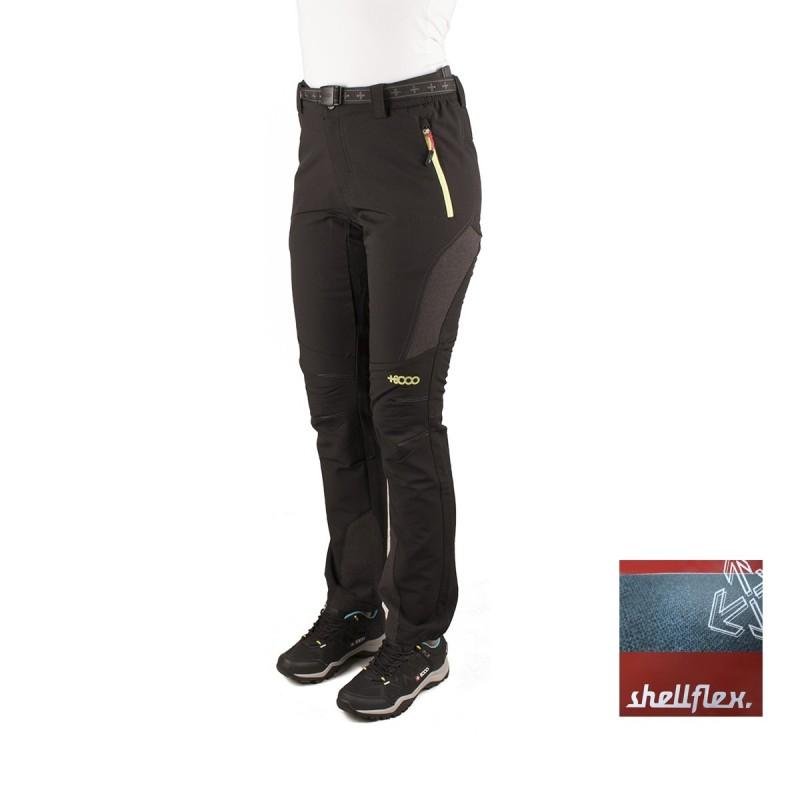 +8000 Pantalón Zermatt 16I Negro Mujer