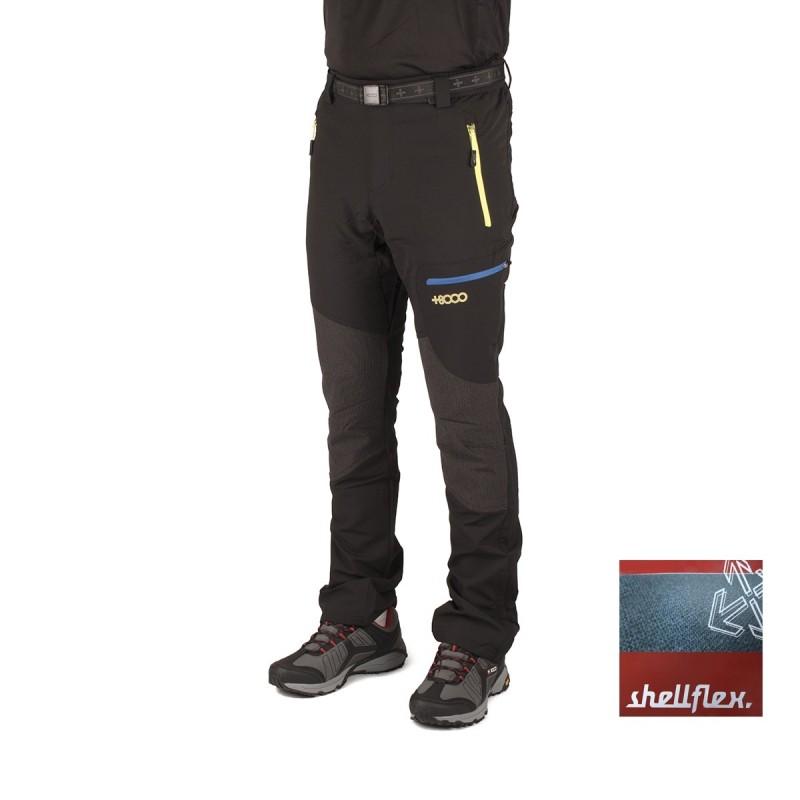 +8000 Pantalón Forco 16I Negro Hombre