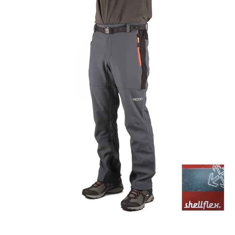 +8000 Pantalón Cordier SR 16I Asfalto Negro Hombre