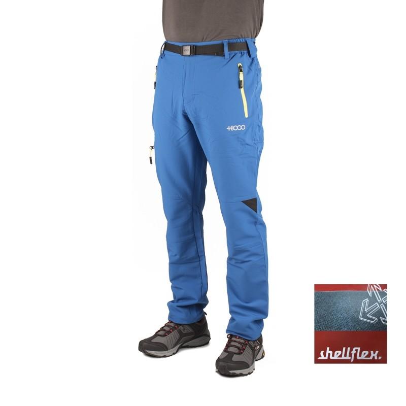 +8000 Pantalón Taravillo 16I Azul Real Hombre