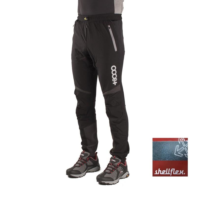 +8000 Pantalón Tirol Negro Hombre