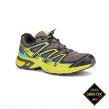 Salomon Zapatilla Wings Flyte 2 Gtx Dark Cloud Granny Green Hombre