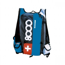 +8000 Mochila hidratación M158005 Azul Real