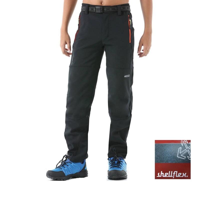 +8000 Pantalón Cordier JR 16I Negro Niño