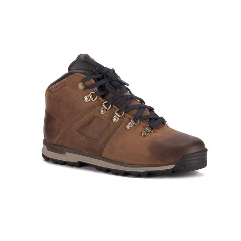 Timberland - Botas outdoor de piel A1HKQ marrón -membrana GORE-TEX ®- o5xd3C4dE