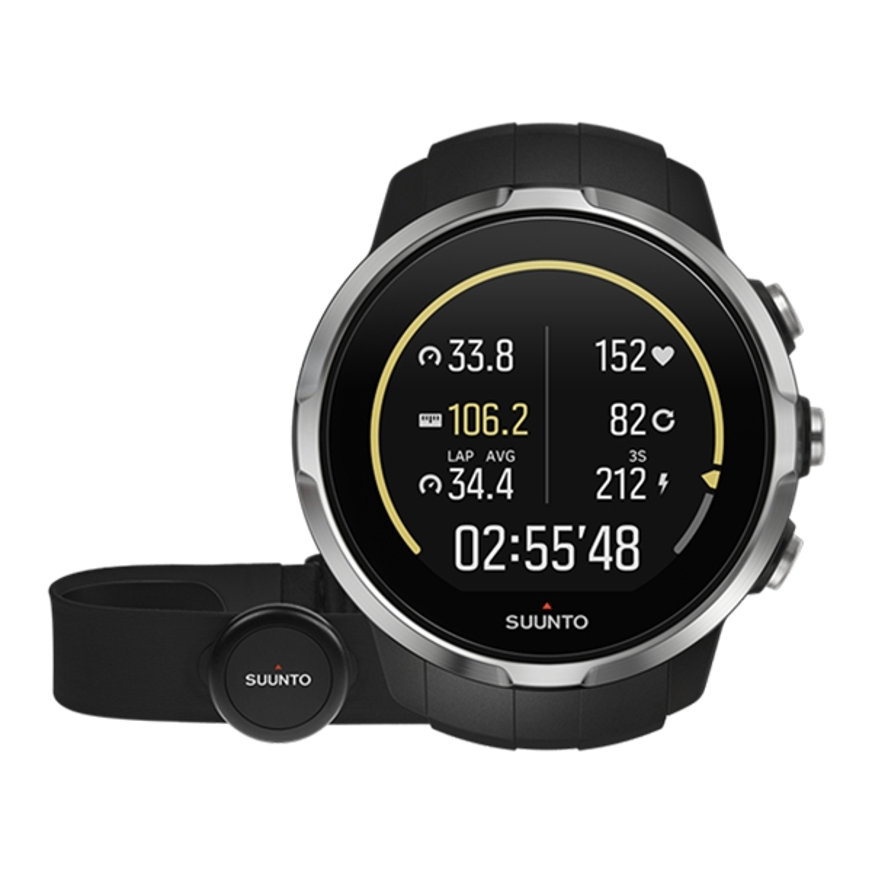 Suunto Reloj Spartan Sport Black HR