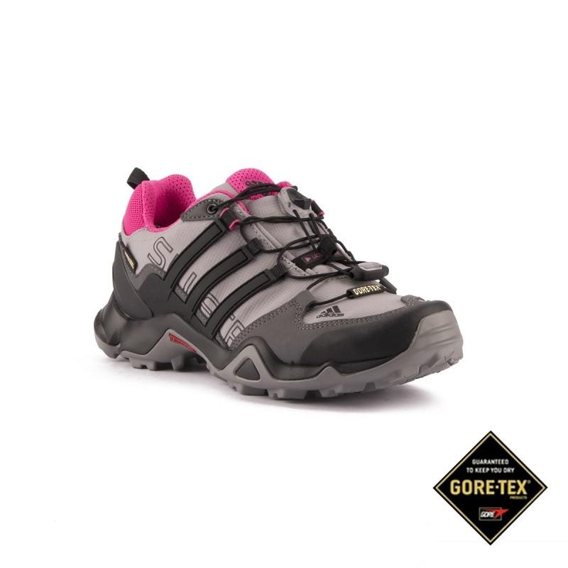 d4aed233c7ef8 Adidas Terrex Swift R GTX W Granit Cblack Chsogr Mujer