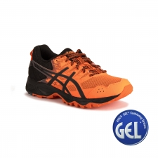 Asics Gel Sonoma 3 Shocking Orange/Black/Carbon Hombre