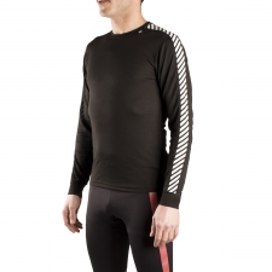 Helly Hansen camiseta térmica Stripe Crew Hombre