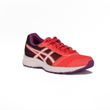 Asics Patriot 8 Diva Pink White Orchid Mujer