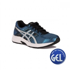 Asics Gel Contend 4 Thunder Blue White Black Hombre