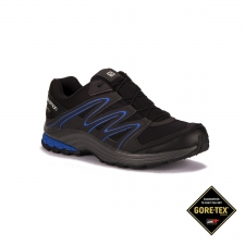 Salomon Zapatilla Kiliwa GTX Black Phantom Nautical BlueHombre