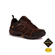 Timberland Zapatilla Ledge Low Lthr GTX D Dark Brown Hombre