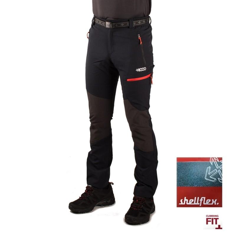 +8000 Pantalón Furco 17V Negro Hombre