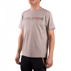 +8000 Camiseta Kubor SR Gris Medio Vigore Hombre