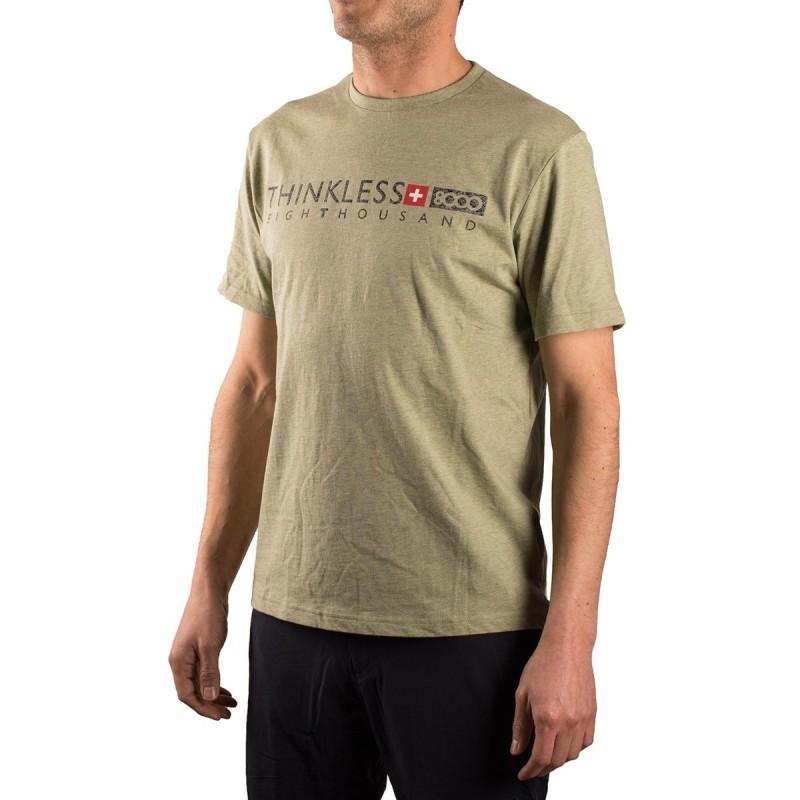 +8000 Camiseta Kubor SR Verde Oliva Vigore Hombre