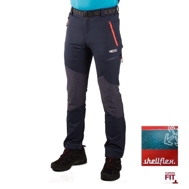 +8000 Pantalón Furco 17V Azul Abyss Hombre