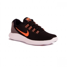 Nike Lunarconverge Black Hyper Orange Dark Grey Hombre