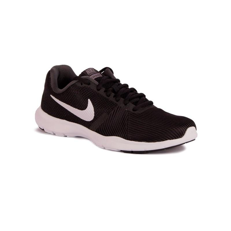 more photos f6c66 103d0 Nike Wmns Flex Bijoux Black White Anthracite Negro Mujer