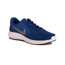 Nike Revolution 3 Dp Ryl Mtlc Cl Grey Black White Hombre
