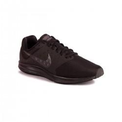 Nike Zapatillas Downshifter 7 Black Mtcl Hematite Anthracite Negro Hombre