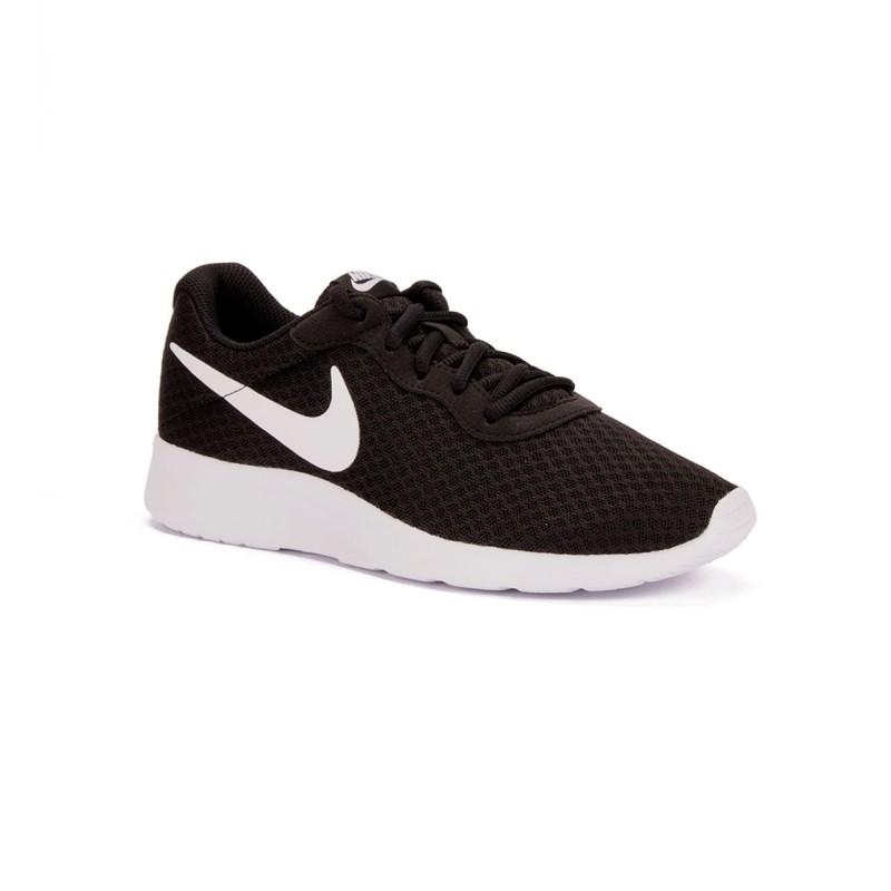 Nike Tanjun GS Black White White Niño