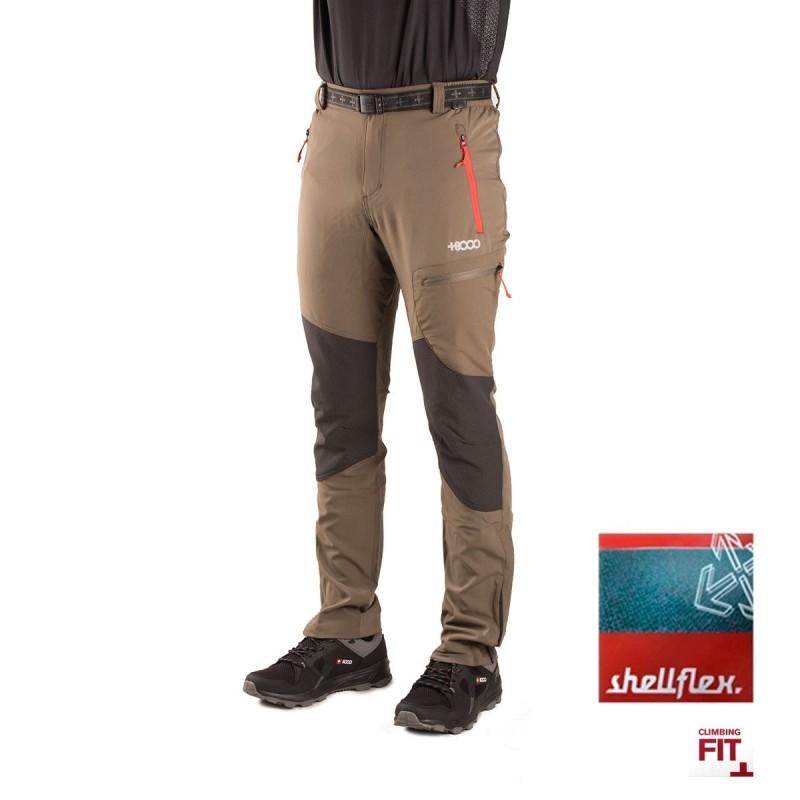 los recién llegados variedades anchas comprar baratas +8000 Pantalón Trekking Verano Furco 17V Kaki Hombre