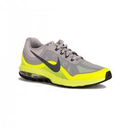 Nike Air Max Dynasty 2 Gris Amarillo Fluor Hombre